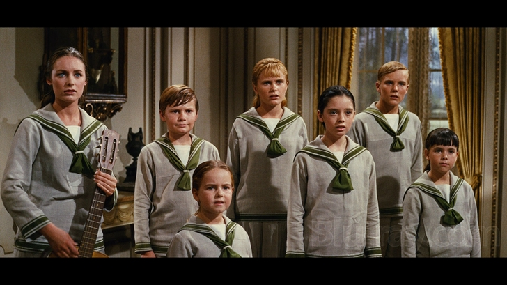 The Sound of Music – from the couch